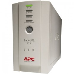 APC - SCHNEIDER APC BACK-UPS CS 350VA USB/SERIAL 230V