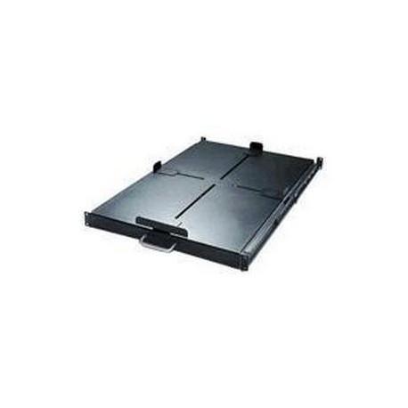 APC - SCHNEIDER Sliding Shelf - 200lbs/91kg Black