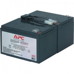 APC - SCHNEIDER APC Replacement Battery Cartridge #6