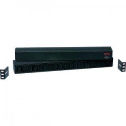 APC - SCHNEIDER BASIC RM PDU 1 OR 0U C20 IN C13X10+C19X2