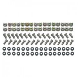 APC - SCHNEIDER M6 Hardware for 600mm Wide Enclosures
