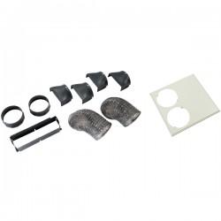 APC - SCHNEIDER APC Air Removal Unit Ducting Kit 600mm