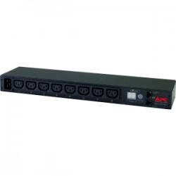 APC - SCHNEIDER RACK PDU METERED 1U 16A 208/230V
