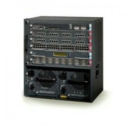 CISCO WS-C6506-E-6500 Enhanced 6-slot chassis