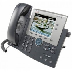 Cisco IP Phone 7945 Gig Ethernet Color