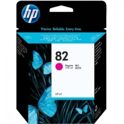 HP 82 69ml Magenta Ink Cart C4912A