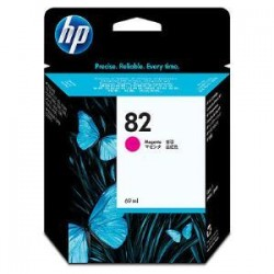HP 82 69ml Magenta Ink Cart C4912A
