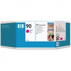 HP 90 400ml Magenta Ink Cartridge