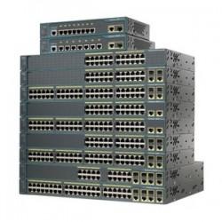 CISCO Refurb Cat 2960 48 10/100/1000 4 T/SFP