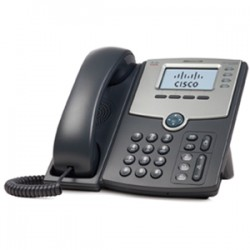 CISCO 4 Line IP Phone With Display PoE and PC