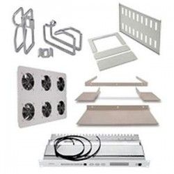 HPE CABLE MANAGEMENT D-RINGS KIT