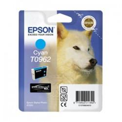 EPSON T0962 INK CARTRIDGE CYAN-R2880