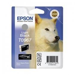 EPSON T0967 INK CARTRIDGE LIGHT BLACK