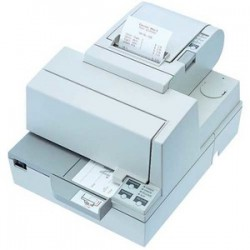 EPSON TM-H5000II SER WHT NO MICR PSU