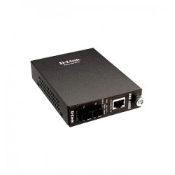 D-LINK 100TX to 100FX Multimode Media Converter