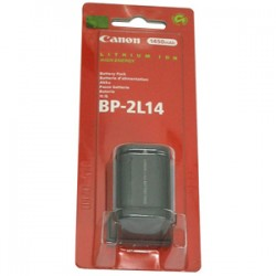 CANON BP2L14 LI-ION RECHARGABLE BATTERY PACK