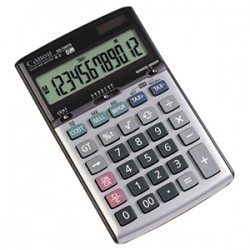 CANON KS1200TS 12 DIGIT EXECUTIVE DT CALC