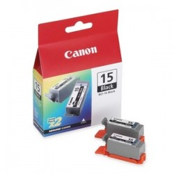 CANON BCI15BK I70 I80 IP90 BLACK INK TANK