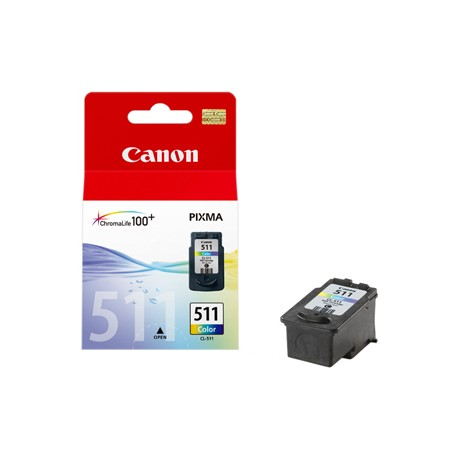 CANON CL511 FINE COLOUR INK CARTRIDGE