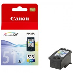 CANON CL513 FINE COLOUR INK CARTRIDGE
