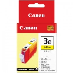 CANON BCI3EY YELLOW INK TANK