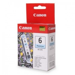 CANON BCI6PC PHOTO CYAN INK TANK