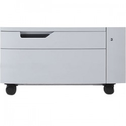 HP 1X500-SHEET PAPER FEEDER & CABINET CP402