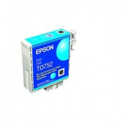 EPSON T0752 C59 INK CARTRIDGE CYAN