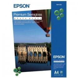 EPSON S041332 PREM SEMIGLOSS PHOTO PAPER A4