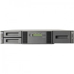 HPE HP MSL2024 0-Drive Tape Library