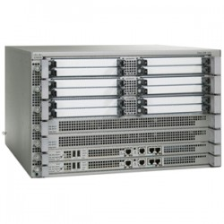Cisco ASR1006 Chassis Dual P/S
