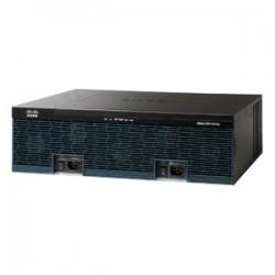 CISCO 3945 W/SPE150 3GE 4EHWIC 4DSP 4SM