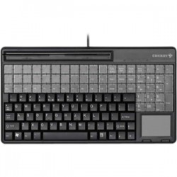 CHERRY TOUCHPAD 123 PRGRM/60 RLGND BLACK USB