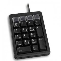 CHERRY NUM KEYPAD 21 KEYS BLACK USB