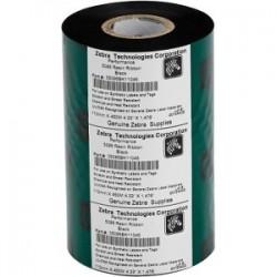 """Zebra Ribbon: Resin 110MMx450M 1""""ID"""