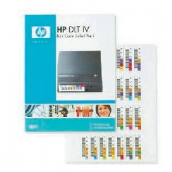 HPE HP Q2004A DLT IV Bar Code Label Pack
