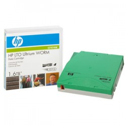 HPE HP LTO4 Ultrium 800GB/1.6TB WORM Data Ca