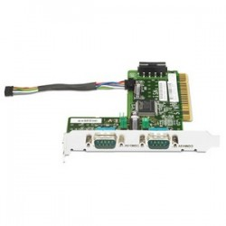 HP 2-PORT POWERED SERIAL CARD ALL