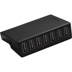 TARGUS 7-PORT USB2.0 VALUE POWERED HUB
