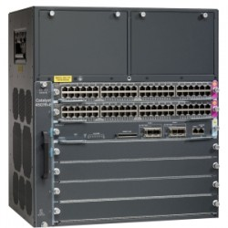 CISCO Catalyst4500E 7 slot chassis for 48Gbps/