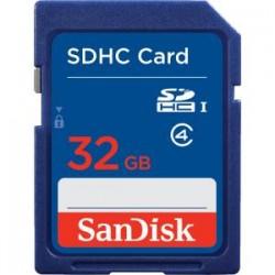 SANDISK SD 32GB Card