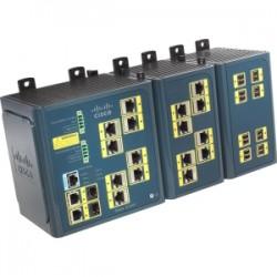 CISCO IE 3000 8-Port Base Switch w/ Layer 3