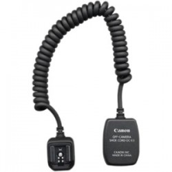 CANON OCSC3 OFF CAMERA SHOE CORD