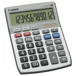CANON LS121TS 12 DIGIT CALCULATOR