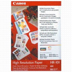 CANON HR101NA450 50 SHTS 110 GSM HI RES PPR
