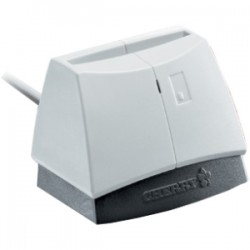 CHERRY SMART CARD READER/ DROP CONTACTS/ USB
