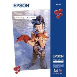 EPSON PAPER S041287 A4 PHOTO PREMIUM GLOSSY 20