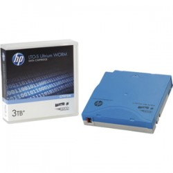HPE HP LTO5 Ultr 1.5TB/3TB RW DC WCL 20p