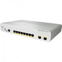 CISCO Catalyst 2960C PD PSE Switch 8 FE PoE 2