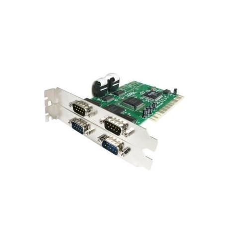 STARTECH 4 Port PCI Serial Adapter Card